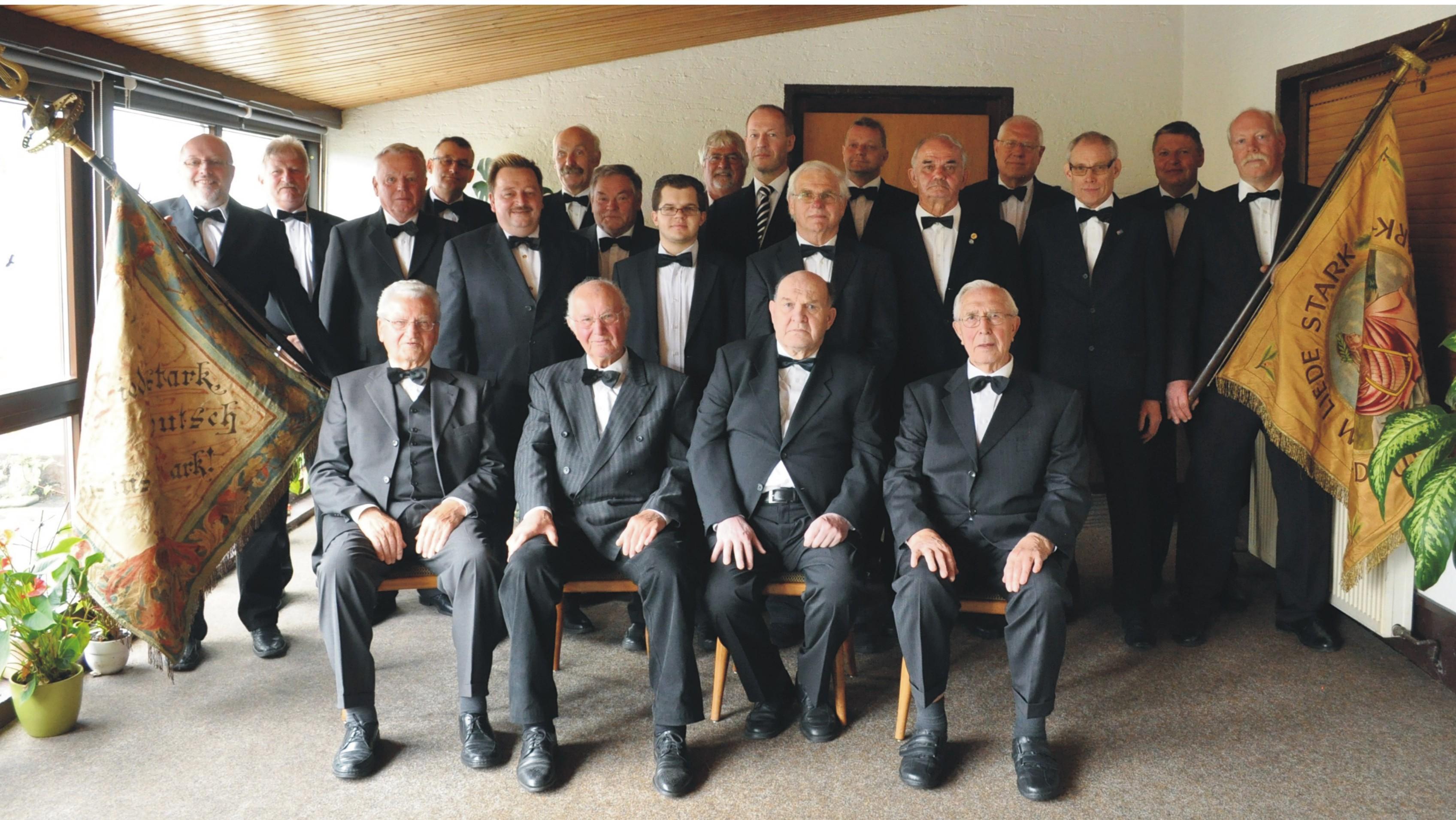 Gruppenbild MGV
