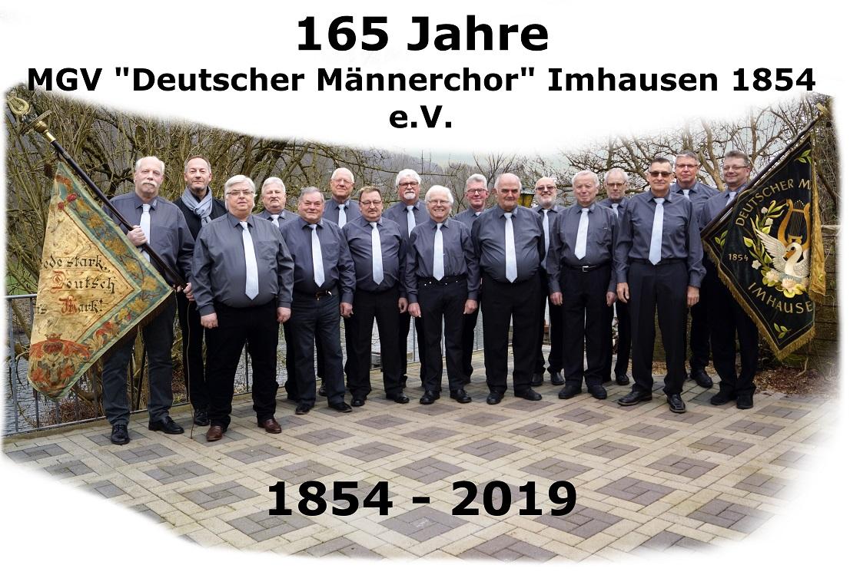 Gruppe MGV Bild 2019 verkleinert